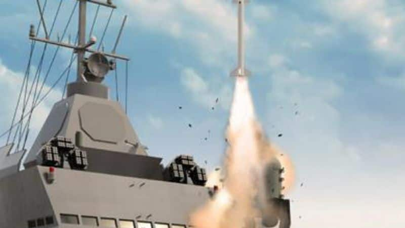 Indian Army gets Long Range Surface to Air Missiles, developed by DRDO