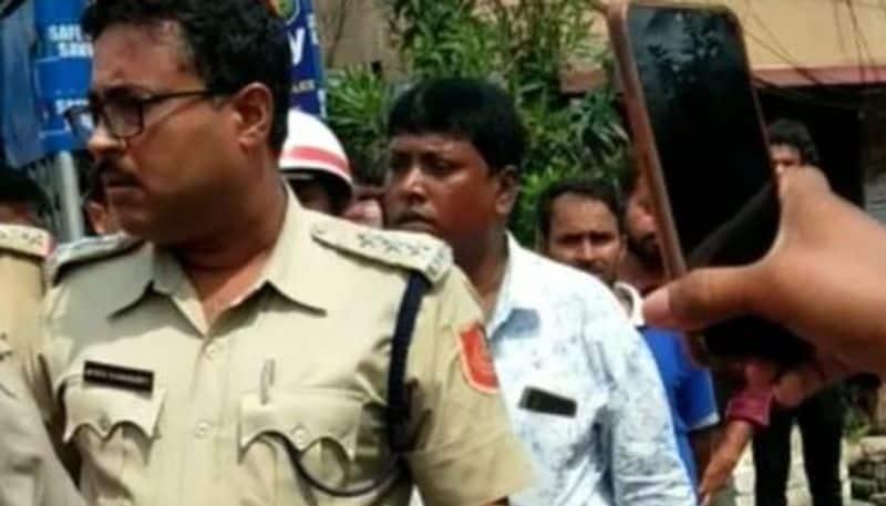 BJP TMC clash in khejuri