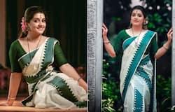 <p>Actress sarayu mohan</p>