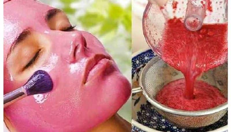 Pomegranate can make your skin glow