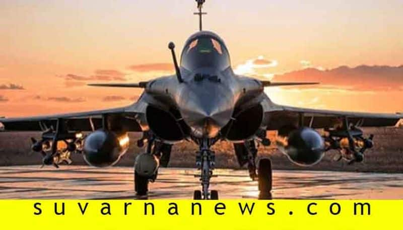 Indian Air Force likely to receive 6 Rafale fighter jets from France
