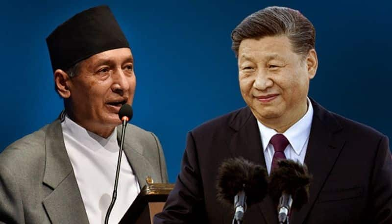 Nepal China Relations ties are deepening SS