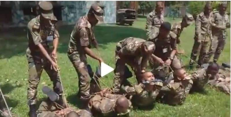 Fact Check of Chinese forces torturing Indian soldiers