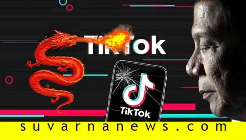 How will the ban of TikTok and other Chinese apps be enforced what will be the impact