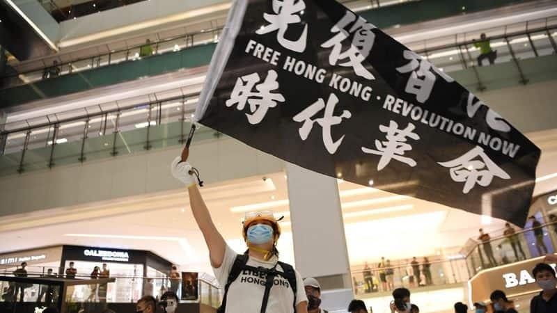 china passes new law tightening grip over hongkong world watches anxiously
