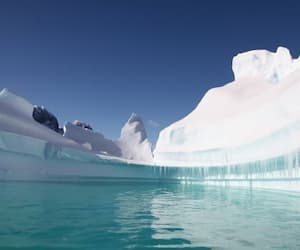 South pole warming three times faster than rest of the world