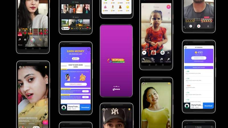 Made in India Roposo short video app become popular after tiktok ban