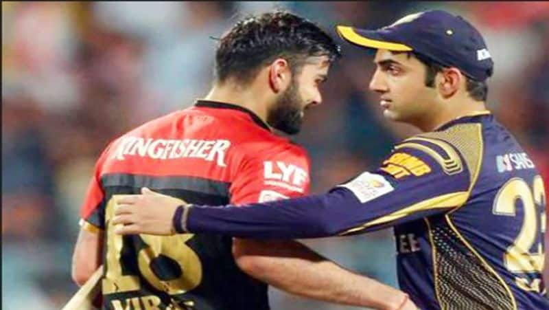 Why Kohli and Gautam Gambhir clashed in IPL this player told the truth kpl