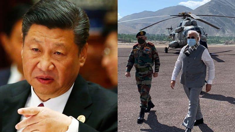 China reacts to PM Modi's Ladakh visit; calls for 'lowering of temperatures'
