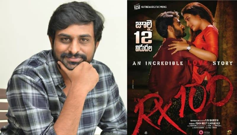 RX100 Movie director complains gainst fake claims on his name