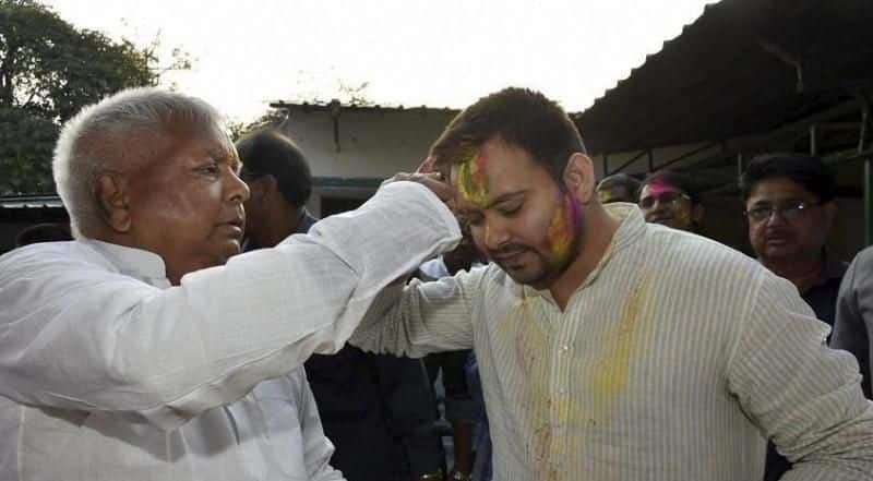 Tejashwi yadav said I apologize for the mistakes made in Lalu Rabri government kpl