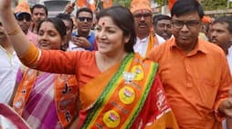 """<p style=""""text-align: justify;""""><strong>Sandhya Roy</strong><br /> The veteran actress joined Trinamool a couple of years ago.</p>"""