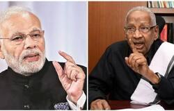 <p>PM Modi and K.Veeramani</p>