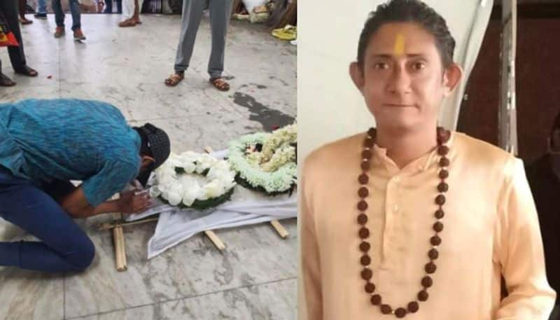 Actor Kanchan Mallick lost his mother, Rudranil Ghosh's emotional post went viral BAD