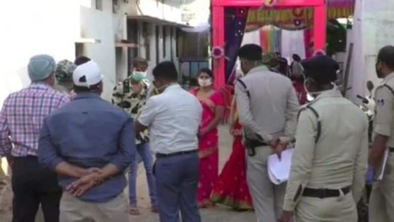37 people involved in marriage in ajmer were corona positive