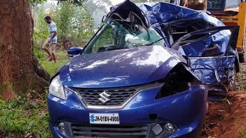 Tata Nano And Honda City Accident Viral