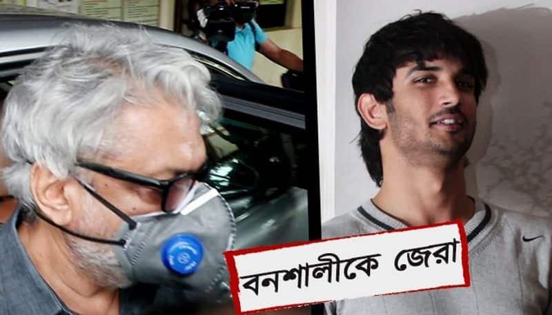 Sanjay Leela Bhansali spotted at Bandra Police station BAD