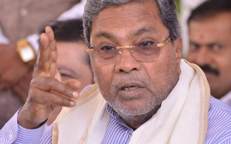 Must take Strict action against attackers in Bengaluru: siddaramaiah