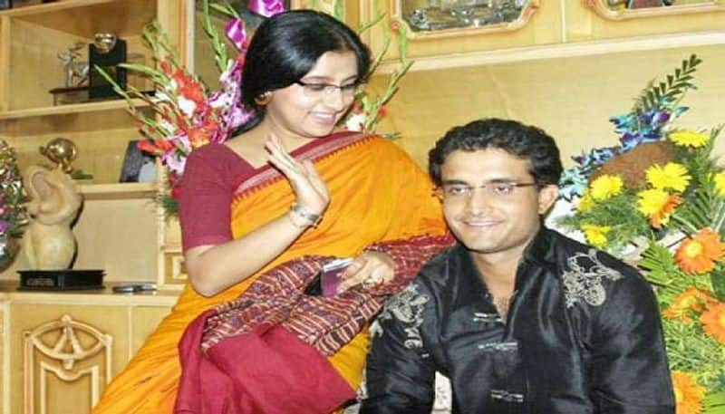 Sourav Ganguly will be in top in politics, interview of Dona Ganguly creats huge speculation bsp