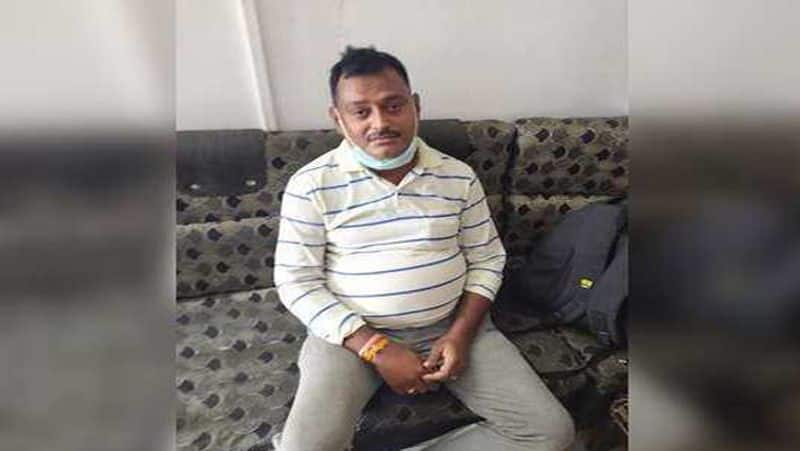 Most wanted development Dubey reached the door of Mahakal, UP police