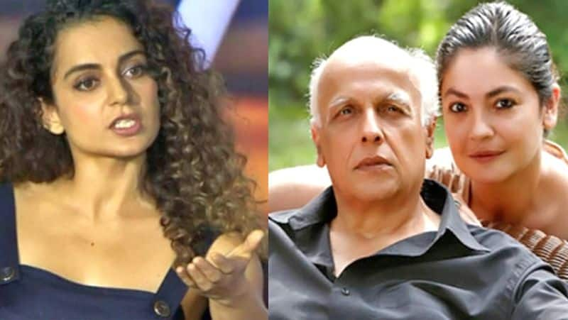 After all, why was Mahesh Bhatt interested in Sushant-Riya's relationship, Kangana questioned