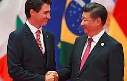 <p>Canada Prime Minister Justin Trudeau exposes China's attempt at hostage diplomacy BAL</p>  <p>&nbsp;</p>