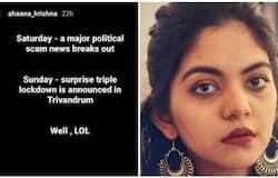 <p>Ahana Krishnakumar</p>