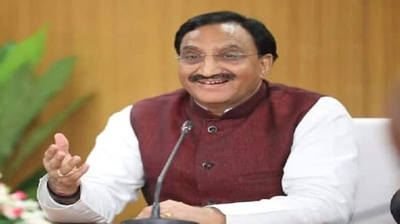Union Education Minister Ramesh Pokhriyal tests positive for coronavirus-dnm