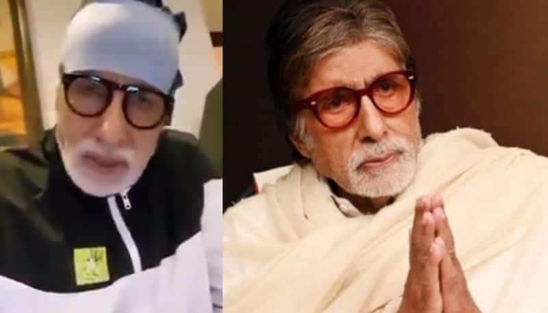 Amitabh Bachchan Video Thanking Nanavati Hospital Doctors Goes Viral On Twitter