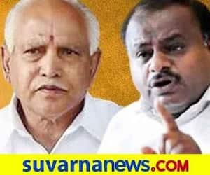 HD Kumaraswamy Hits out at Karnataka BJP Over Leadership Change Politics During Corona rbj