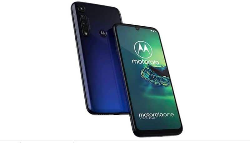 Motorola One Vision Plus has made its debut in the Middle East