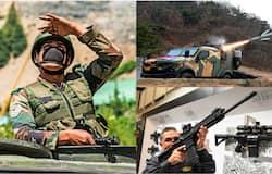 <p>Indian Army procuring US assault rifles, UAV, Israeli loitering bombs</p>