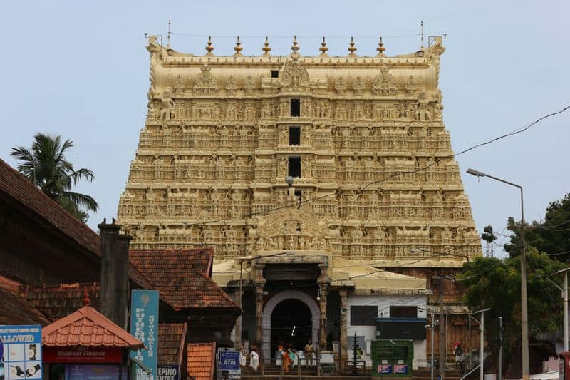 Learn the secret of the seventh door of the Padmanabhaswamy   temple dedicated to Lord Vishnu