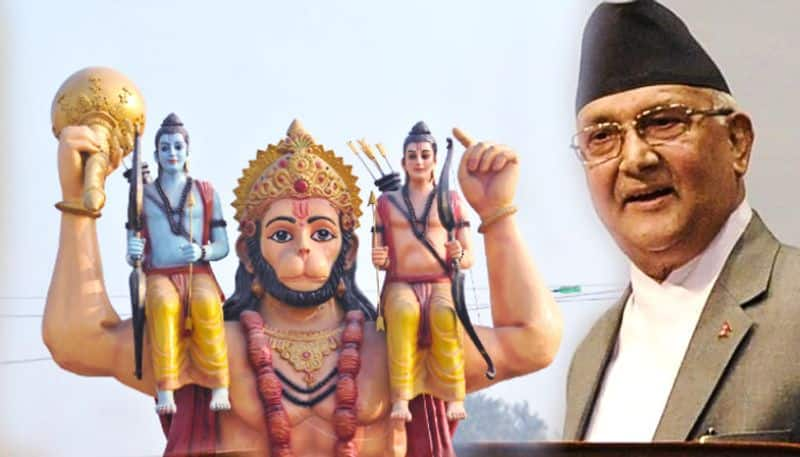 Muslim said to Auli that Nepal will be destroyed if Hanuman ji gets angry