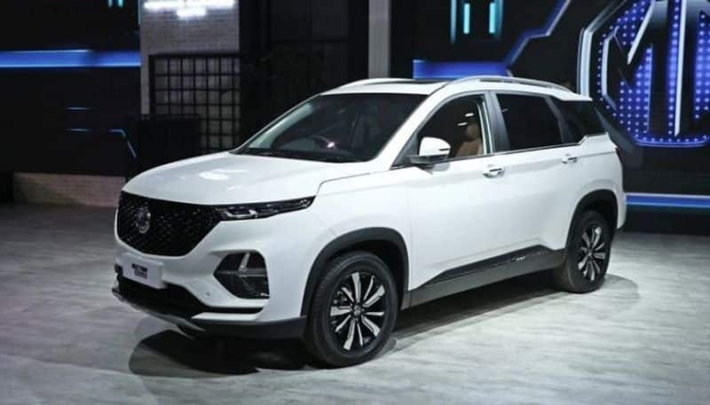 MG Hector Plus to launch in India today: price and specifications