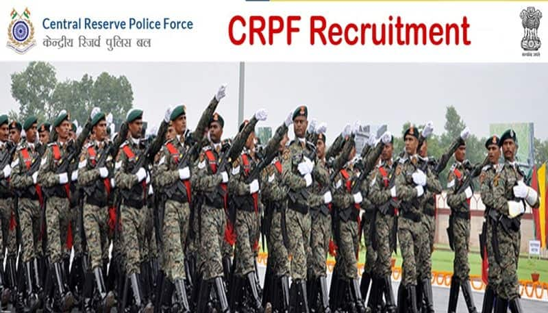 crpf recruitment 2020 notification released check out for vacancies and eligibility
