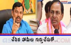 <p>MLA Rajasingh demanded that CM KCR visit Osmania and all other Govt hospitals</p>