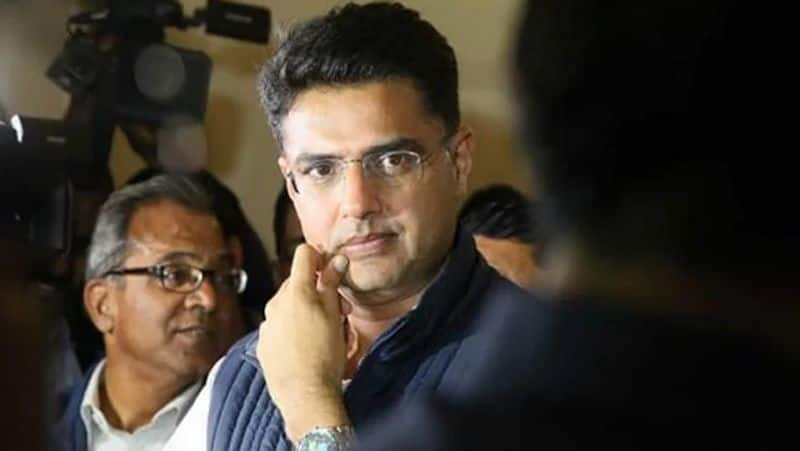 Disqualification notices to be sent to Sachin Pilot