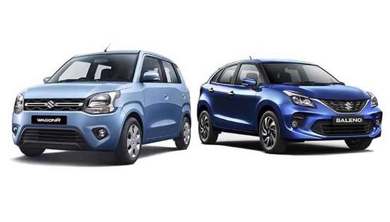 cars manufacturer maruti suzuki to recall 134885 units of wagonr, baleno cars