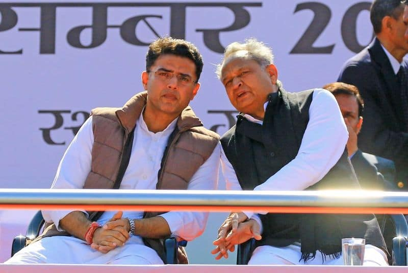 congress divided on rajasthan issue be decided legally bsm