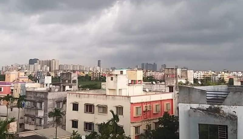Weather update on 17 October in Kolkata and Bengal RTB