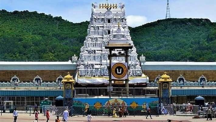 140 people including 14 priests infected in Tirupati Balaji temple kpn