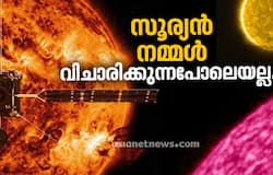 <p>closest ever pictures of the sun</p>