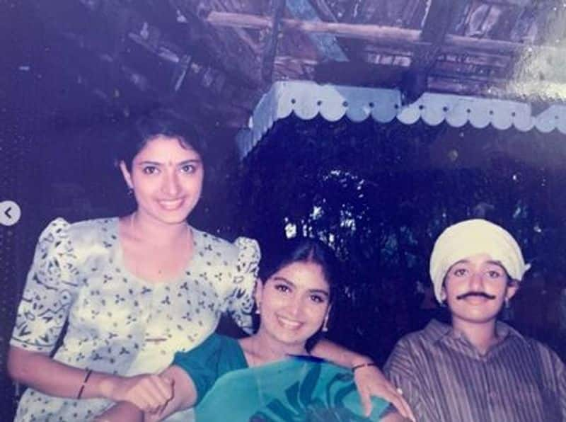 Actress praveena shared memorable images was taken from oral maathram sathyan anthikkad movie location