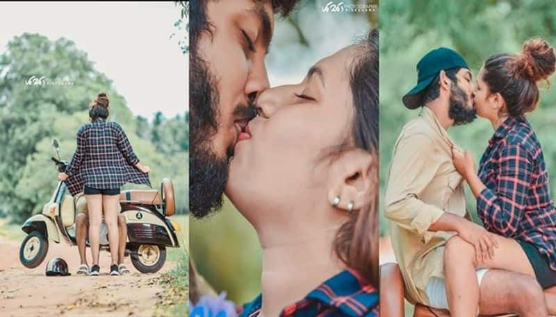 Couples Titillating Pre-Wedding Photoshoot is Making Netizens Wonder If It's From Their Honeymoon