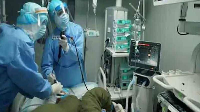 Koppal District Hospital Transition into ICU Ward grg