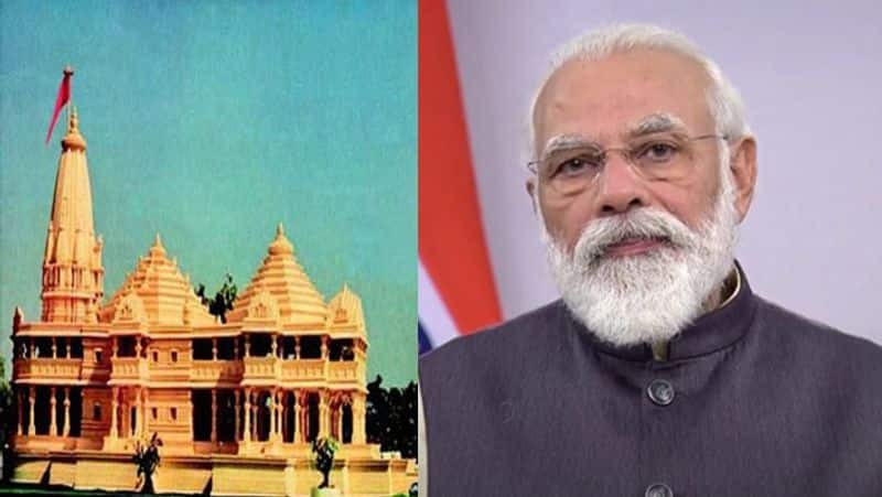 Ram temple will be laid on 5 August in Ayodhya, PM Narendra Modi will also be present