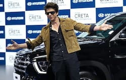 <p>Sharukh Khan bollywood Actor Car</p>