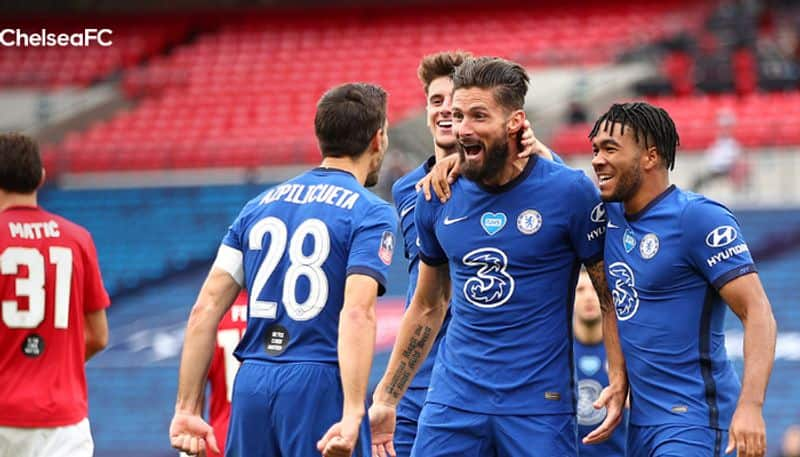 Chelsea beats Man U and qualifies for FA cup final