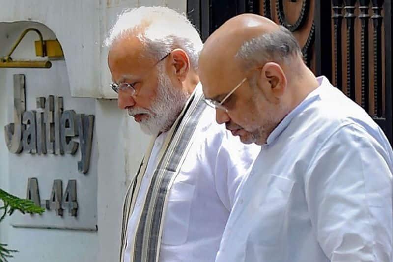 Modi and Amit Shah have hurt the soul of democracy... rahul gandhi